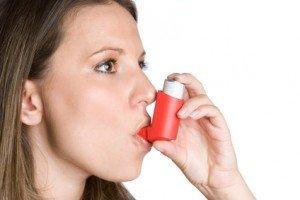 Die Krankheit Asthma